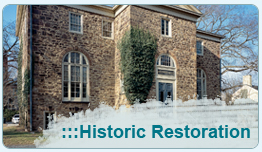 Elite Restoration Historical Restoration Gallery